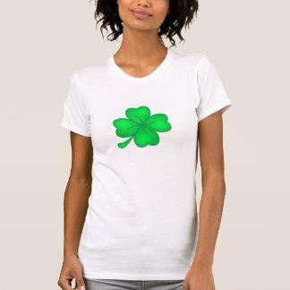 Four-leaf clover sheet T-Shirt