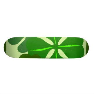 Four Leaf Clover Skateboard