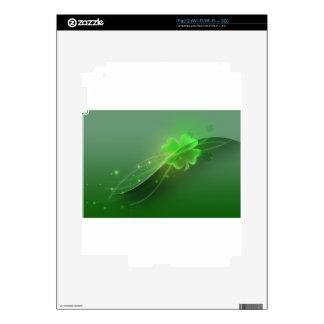 Four Leaf Clover iPad 2 Skins