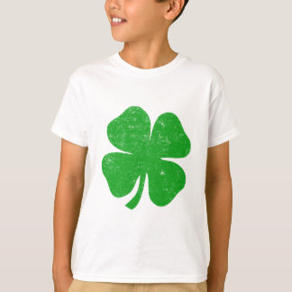 Four Leaf Clover St. Patricks Day T-Shirt