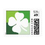 Four Leaf Clover Stamps