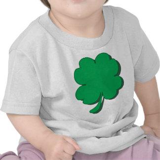 Four-Leaf-Clover Tee Shirt