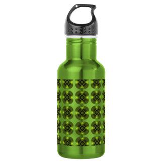 Four Leaf Clover Water Bottle