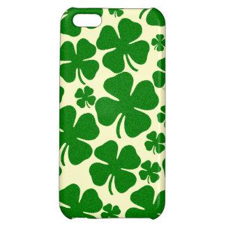 Four Leaf Clovers - iPhone 5 Case