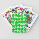 FOUR LEAF CLOVERS Playing Cards