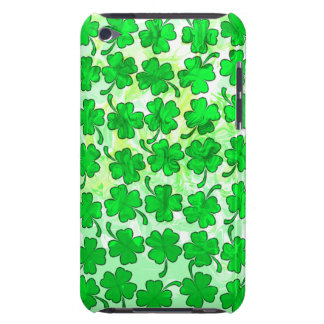 FOUR LEAF CLOVERS Touch  iPod Touch Cover