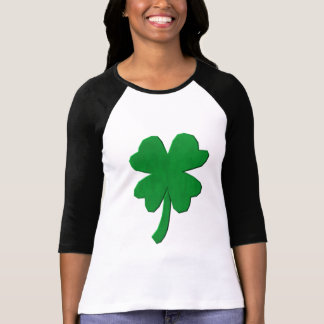 Four Leaf Shamrock T-Shirt