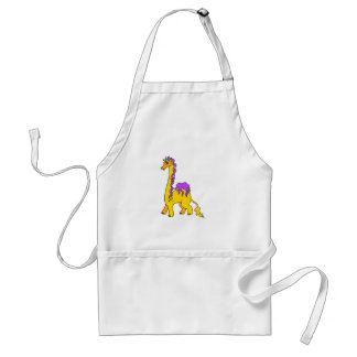 Four Legged Alien Animal Aprons