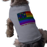 Four Legs and Proud Of It Doggie Tshirt
