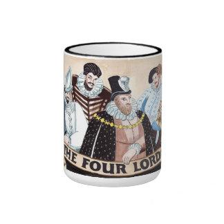 Four Lords Ringer Mug