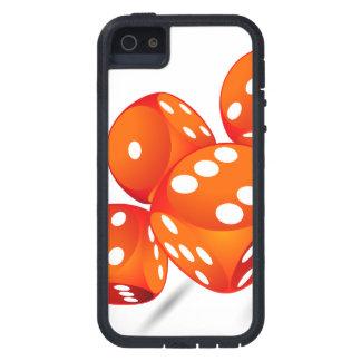 four magic dices iPhone SE/5/5s case