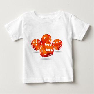 four magic dices t shirt