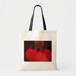 Four Monks Tote Bag