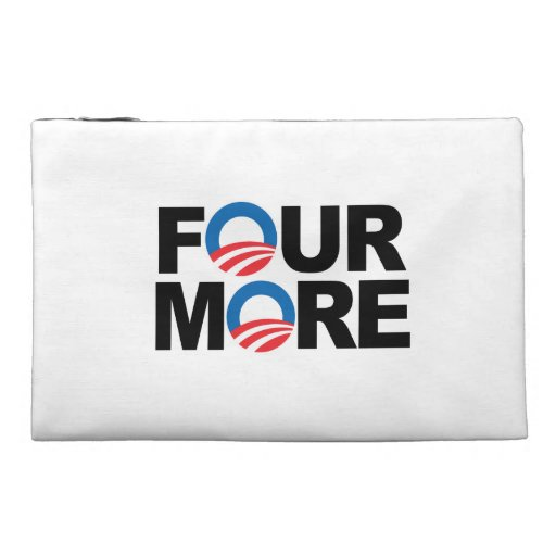FOUR MORE WITH OBAMA -.png Travel Accessories Bags