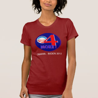Four More Years tee