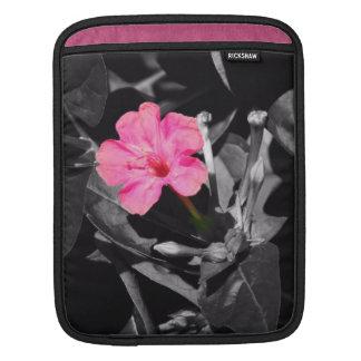 Four O'Clock Flower iPad Sleeve