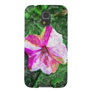 Four O'clocks Flower Galaxy S5 Case