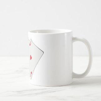 Four Of A Kind Aces Coffee Mug