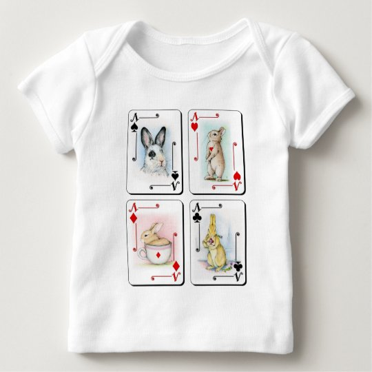 Four of a Kind Baby T-Shirt