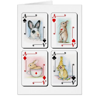 Four of a Kind Card