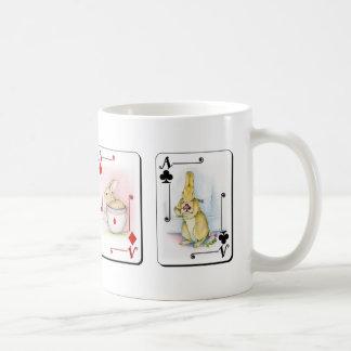 Four of a Kind Classic White Coffee Mug