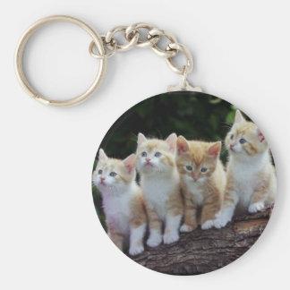 Four Of A Kind Keychain