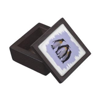 Four Penguins Premium Gift Box 3x3