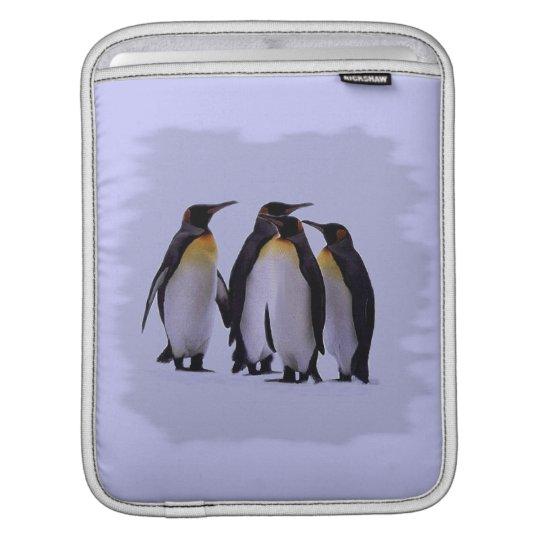 Four Penguins Rickshaw Sleeve