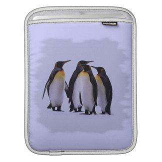Four Penguins Rickshaw Sleeve Sleeves For iPads