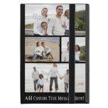 Four Photo Collage iPad Mini Cover