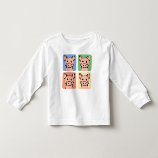 Four Pigs Shirts