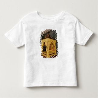 Four Poster Bed, in the Chinese style, 1750s Toddler T-shirt