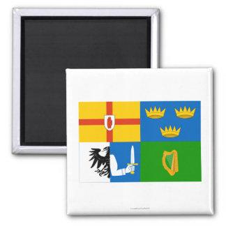 Four-Province Flag Refrigerator Magnet