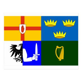 Four_Provinces_Flag Postal