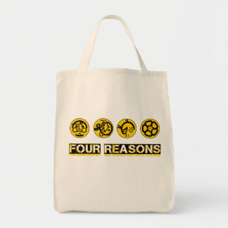 Four Reasons To Protect The Earth Canvas Bag