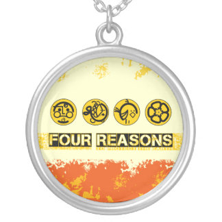 Four Reasons To Protect The Earth Pendant