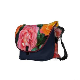 Four Roses Courier Bag
