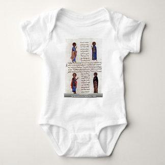 Four Saints By Byzantinischer Maler Um 1020 Shirts