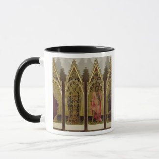Four Saints from the Quaratesi Polyptych: Mary Mag Mug