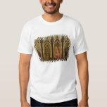 Four Saints from the Quaratesi Polyptych: Mary Mag Shirts