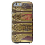 Four Saints from the Quaratesi Polyptych: Mary Mag Tough iPhone 6 Case