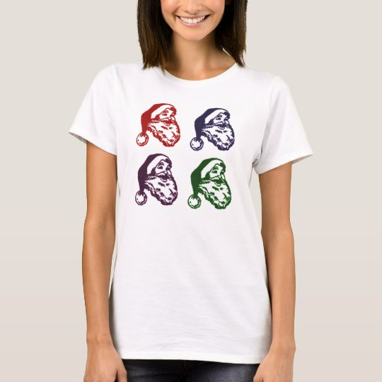 FOUR SANTAS T-Shirt