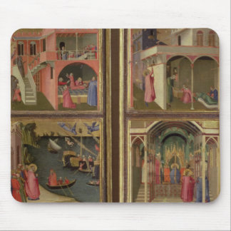 Four Scenes from the Life of St. Nicholas: St. Nic Mouse Pad