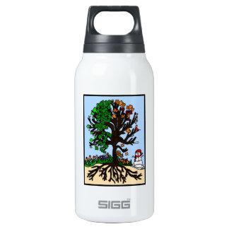 Four Season Tree Thermos Water Bottle