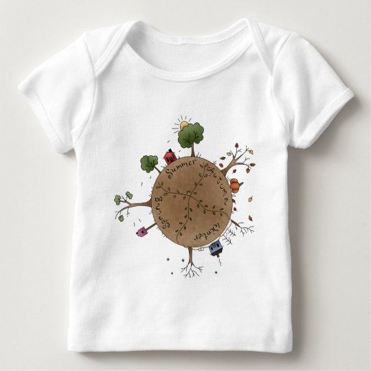 Four Seasons Baby T-Shirt
