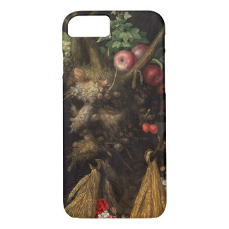 Four Seasons in One Head by Giuseppe Arcimboldo iPhone 8/7 Case
