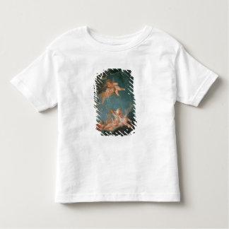 Four Seasons in the Salle du Conseil  - Winter Toddler T-shirt