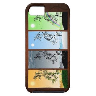 Four Seasons iPhone SE/5/5s Case