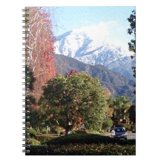 Four Seasons Notebook