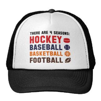 Four Seasons Sports Trucker Hat